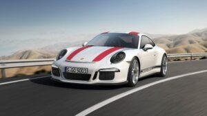 Porsche 911 R – będzie twój za milion