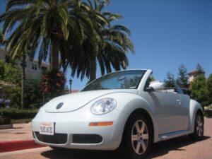Volkswagen New Beetle – klasyk w nowej odsłonie