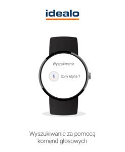 Aplikacja na smartwatcha, która ułatwia oszczędne zakupy