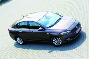 Nowy Fiat Tipo – udany powrót po latach