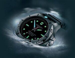 Zegarek dla płetwonurków
