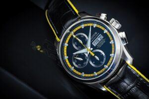 Driftingowy zegarek