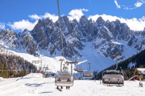 Jeśli zima – to tylko we Włoszech!