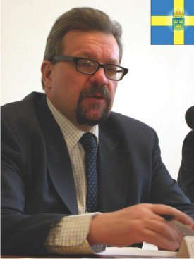 Mats Staffansson, ambasador Szwecji