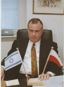 Jak ważna jest Polska dla Izraela – wywiad z Davidem Pelegiem