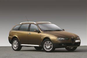 Komfortowo po… lodzie – Alfa Romeo Crosswagon