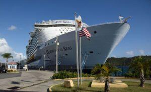 Harmony of the Seas – Karaiby widziane z pokładu kolosa