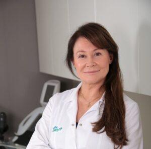 Dr Barbara Jerschina i jej vademecum zadbanej kobiety