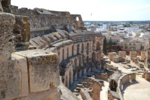 Koloseum w El Jem – budowla na oliwnych fundamentach