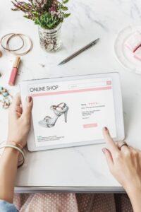 Plusy zakupów przez Internet