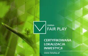 Gmina Fair Play 2017 – weryfikacja rzetelności gmin