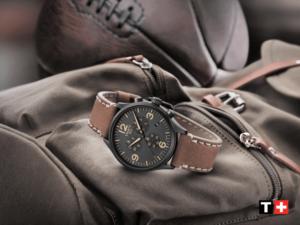 Prawdziwie męski zegarek Tissot Chrono XL