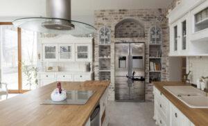Naklejki na lodówkę: dekoracja kuchni jakiej jeszcze nie znasz