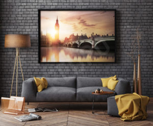 Eleganckie plakaty z miastami: prosty sposób na odświeżenie aranżacji