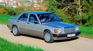 Mercedes 190 – urodziny gwiazdy