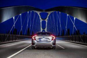 Honda Civic X sedan – jubileuszowa rewolucja