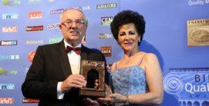 Anna i Czesław Koliszowie – osobowości światowego biznesu