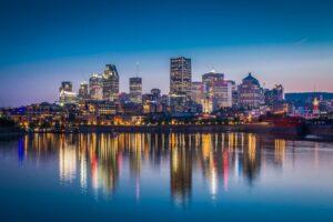Montreal – królewskie wzgórze Kanady