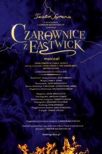 Czarownice z Eastwick – w Teatrze Syrena