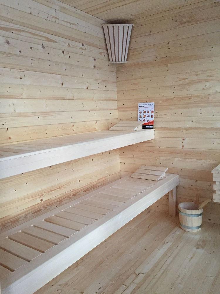 Ile kosztuje sauna