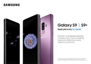 Samsung Galaxy S9 dostępny w przedsprzedaży