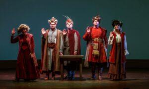 Gesty, miny, pozy – w Teatrze Polskim w Warszawie