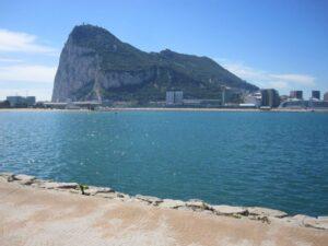 Tajemnicza skała – Gibraltar