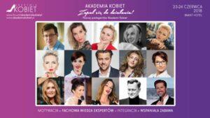 III edycja Akademii Kobiet – 23–24 czerwca