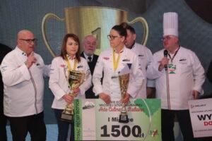 Arte Culinaria Italiana – konkurs włoskiej sztuki kulinarnej