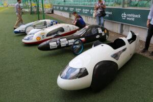 Shell Eco-marathon - pojazdy