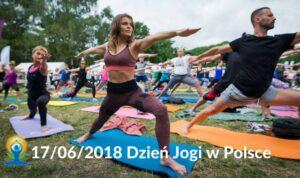 Międzynarodowy Dzień Jogi – obchody święta jogi w Warszawie