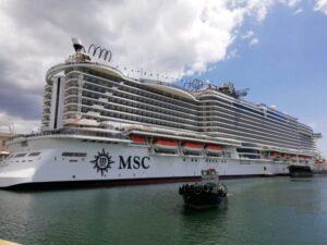 MSC Seaview zaprasza na ekskluzywny rejs po Morzu Śródziemnym