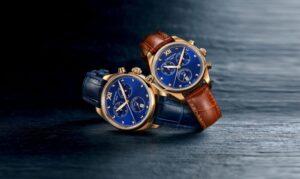 Certina – czas mierzony błękitem