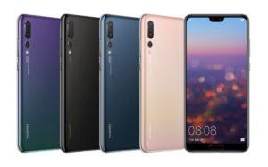 Huawei – bezpłatna wymiana ekranu w P20 i P20 Pro
