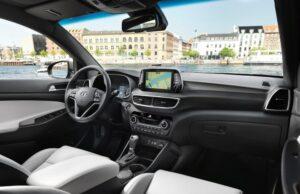 Hyundai Tucson – hit rynku crossoverów przechodzi lifting