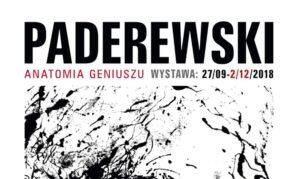 Paderewski – wystawa w Teatrze Wielkim – Operze Narodowej w Warszawie