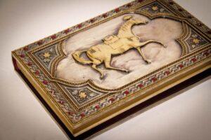 Faksymile - koń Rzewuskiego