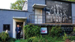 """Muzeum Przyjaźni Polsko-Amerykańskiej """"Hell's Angel"""""""