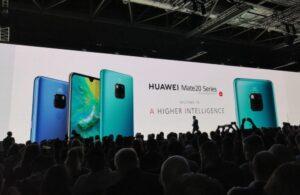 Londyńska premiera Huawei
