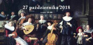 Koncerty na Zamku Królewskim – muzyka dawna