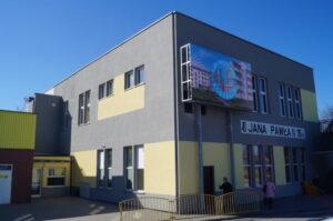 SM Przylesie - budynek