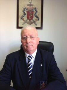 Bogusław Siennicki - prezes Warszawskiego Towarzystwa Wioślarskiego