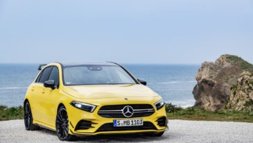 Mercedes A 35 4MATIC