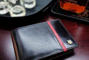 Najbardziej znane męskie portfele na świecie.