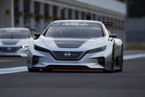 LEAF NISMO RC – nowa wersja torowego Nissana
