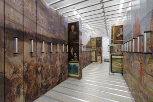 Muzeum Historyczne Miasta Krakowa – potrójna Sybilla