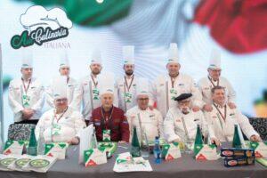 XIV Konkurs Włoskiej Sztuki Kulinarnej Arte Culinaria Italiana
