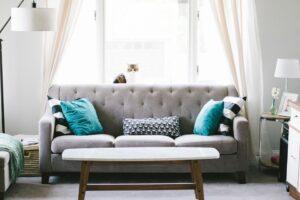 Klimatyczny salon – o co zadbać na etapie urządzania?