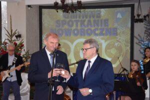 Spotkanie Noworoczne gminy Iława