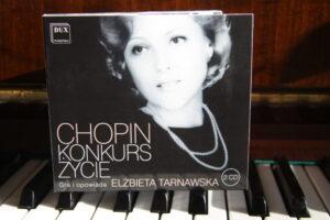 Chopin Konkurs Życie – płyta prof. Elżbiety Tarnawskiej